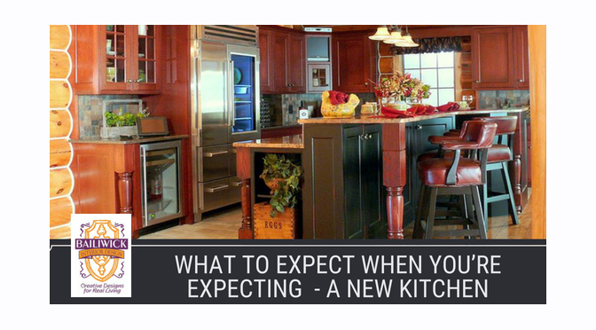What to Expect When You're Expecting – A New Kitchen… – by Carrie Oesmann