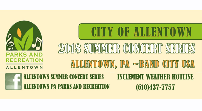 """THE BC COMBO BRINGS THEIR BLUES/JAZZ FLARE TO WEST PARK AS PART OF THE """"SATURDAY IN THE PARK"""" CONCERT SERIES"""