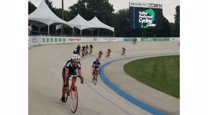Corporate Challenge racing action takes over the Valley Preferred Cycling Center