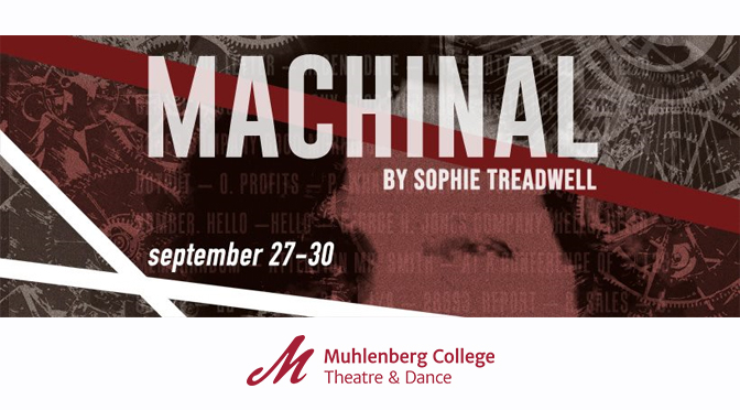 Ripped from 1928 headlines, Muhlenberg's 'Machinal' depicts desperate actions of a desperate woman