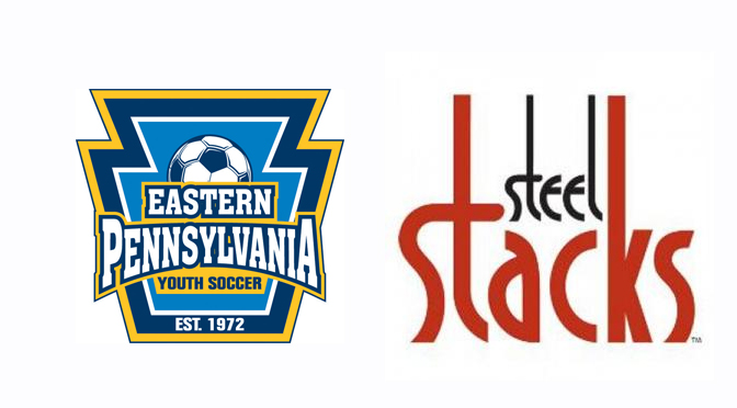 Eastern Pennsylvania Youth Soccer To Host Red Card Cancer Street Soccer At SteelStacks Oct. 5