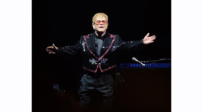 SIR ELTON JOHN:  FAREWELL YELLOW BRICK ROAD TOUR