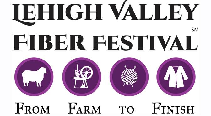 Lehigh Valley Fiber Festival     Sep 29 – Sep 30