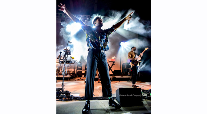 Young the Giant at Levitt Pavilion/Steel Stacks in Bethlehem | Photos & Story by: Kimberly Kanuck