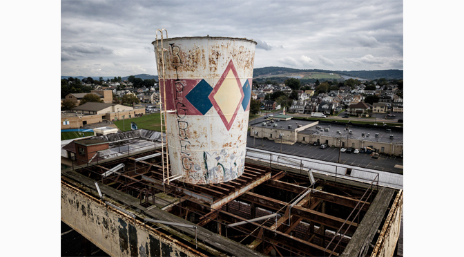 Iconic Photographer Leading Exclusive Tours of Closed Dixie Cup Factory Nov. 4