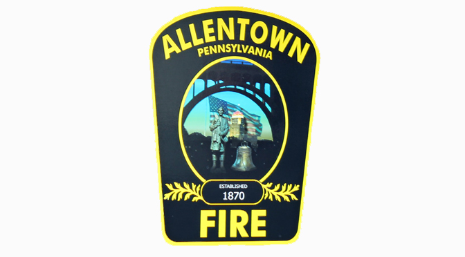 WADIH ATIYEH NAMED ALLENTOWN FIREFIGHTER OF THE YEAR