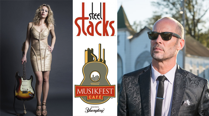 Ana Popovic, Paul Thorn & The Dustbowl Revival Coming to SteelStacks