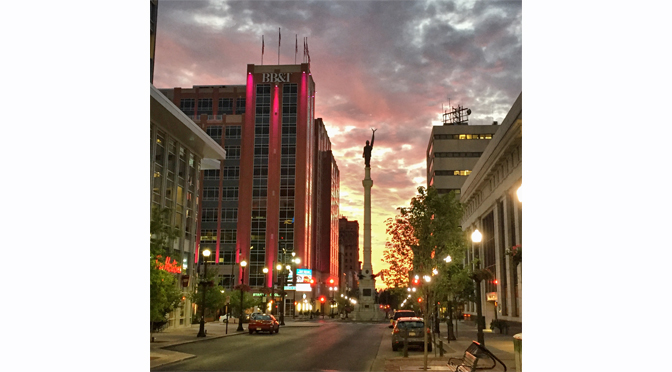 Lehigh County Partners with City of Allentown and ANIZDA to Light Up City