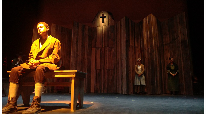 High School for the Arts kicks off its season with a production of The Crucible