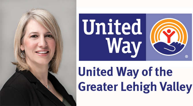 United Way of the Greater Lehigh Valley Promotes  Jill Pereira to Vice President, Education and Impact Beth Tomlinson promoted to Senior Director, Education