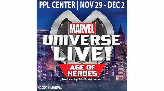 GET READY FOR SUPER HERO ACTION AND FUN!