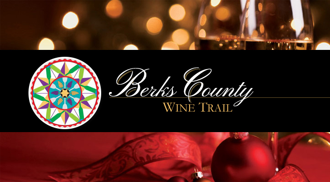 "Berks County Wine Trail ""Christmas on the Trail"""