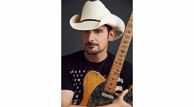 Country Star Brad Paisley Headlines Musikfest Aug. 11