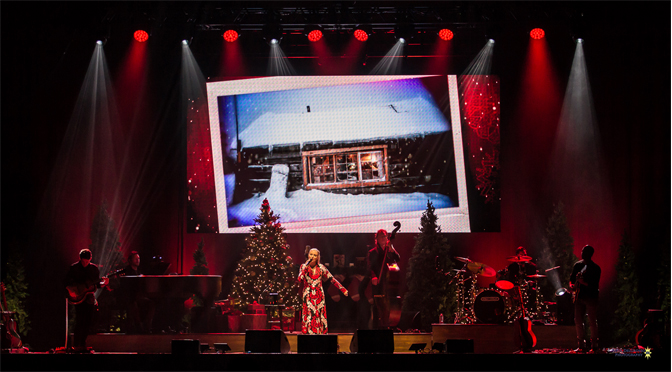 Jewel brings her Handmade Holiday Tour to Bethlehem |  Photos by: John DelGrosso