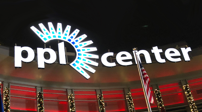 PPL CENTER RANKS #4 IN THE COUNTRY FOR ARENAS OF ITS SIZE IN POLLSTAR'S 2019 YEAR-END RANKINGS