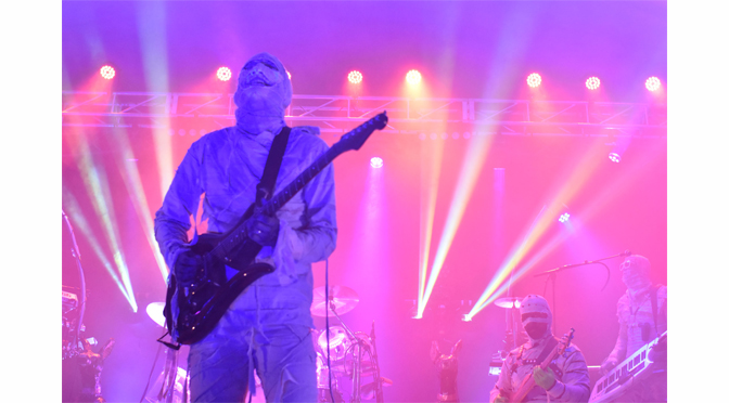 Here Come The Mummies & More Coming to SteelStacks