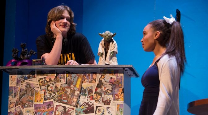 The Lehigh Valley Charter High School for the Arts opens She Kills Monsters by Qui Nguyen this weekend!