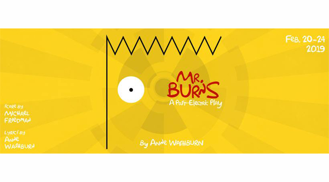 'Mr. Burns, a Post-Electric Play' brings  Springfieldian end times to Muhlenberg