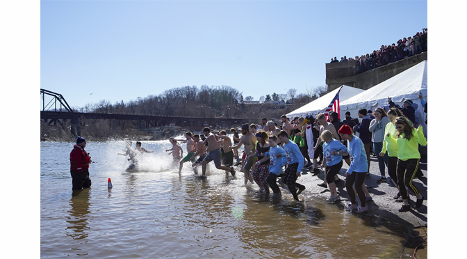 The 2019 Lehigh Valley Polar Plunge – Photos by: Michael Hujsa