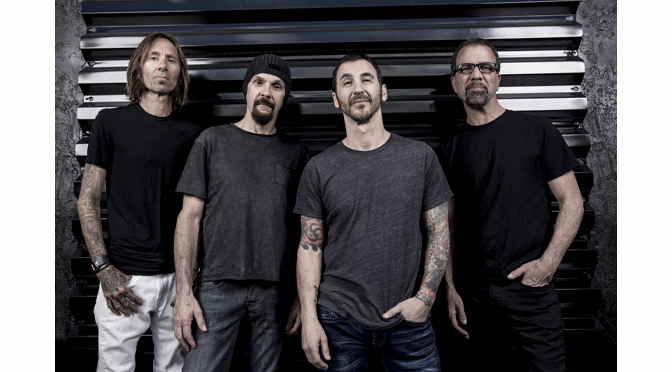 Rock Icons Godsmack Headlining Musikfest Aug. 9