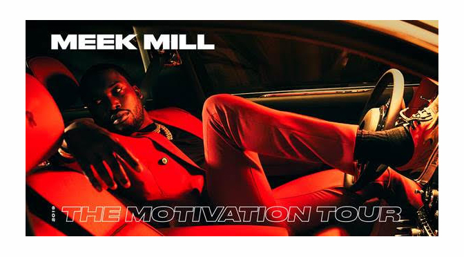 Meek Mill Brings His 'The Motivation Tour' to PPL Center on Friday, May 31