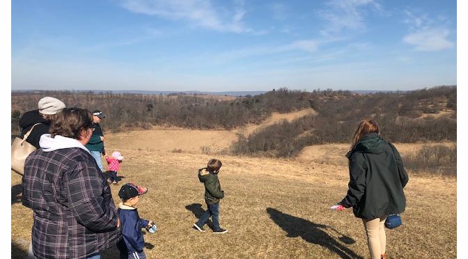 Trexler Nature Preserve Environmental Education Program Teaches Children About Birding & Wildlife
