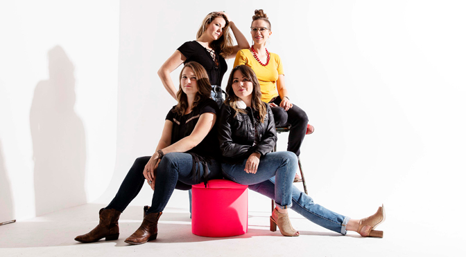 Della Mae Performing at Sellersville Theatre on May 2 as Part of The Butcher Shoppe Spring Tour