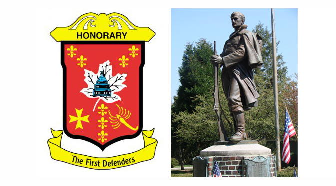The Honorary First Defenders, Allentown Chapter will hold its annual Wreath Laying Ceremony at 11:00 AM on April 18th.