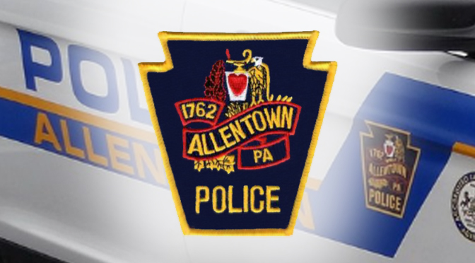 ALLENTOWN POLICE OFFICERS TAKE OATH