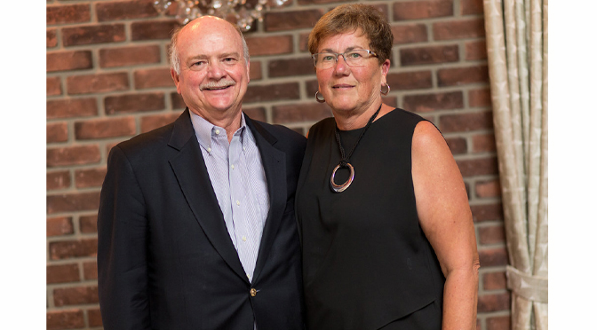 Robert and Cindy Oster Named Philanthropy in the Arts Linny Award Winners by ArtsQuest Foundation