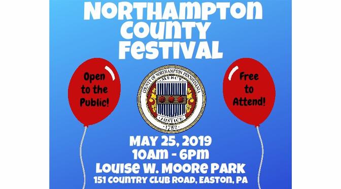 1st Northampton County Festival
