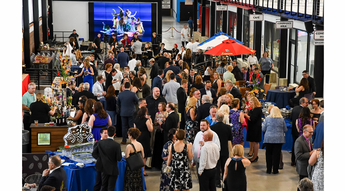 Lehigh Valley Charter High School for the Arts held its 2019 Gala of Dreams