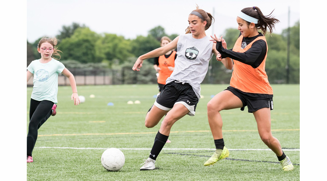 Youth Invited to Free Lehigh Valley Tempest Soccer Clinic at SteelStacks June 16