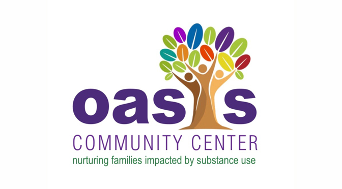 Ribbon cutting ceremony for the opening of the OASIS Community Center, June 28, 2019