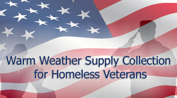 Lehigh County Partnering with Pennsylvania Music & Arts Celebration to Collect Supplies for Homeless Veterans