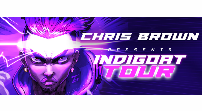 MULTI-PLATINUM GLOBAL SUPERSTAR CHRIS BROWN ANNOUNCES INDIGOAT TOUR TO PLAY PPL CENTER ON SEPTEMBER 18