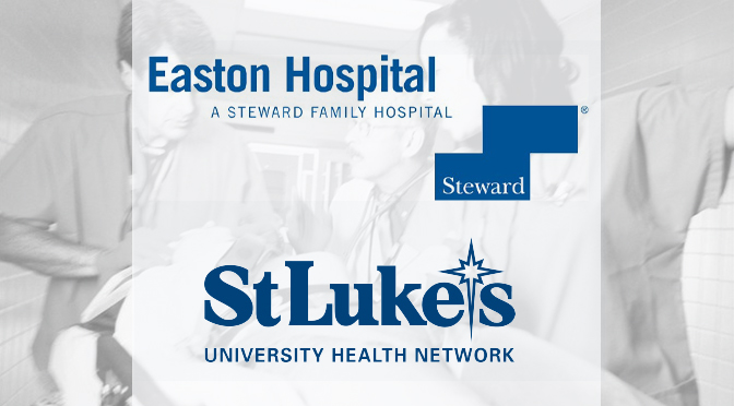When Every Second Counts: Easton Hospital and St. Luke's Announce Partnership to Save Time When Treating Stroke Patients