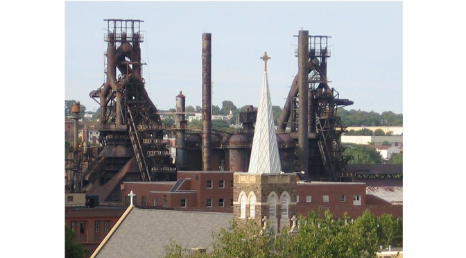 Steeples and Steel Tours