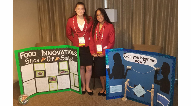 Emmaus, Allen students win gold at national FCCLA compettion