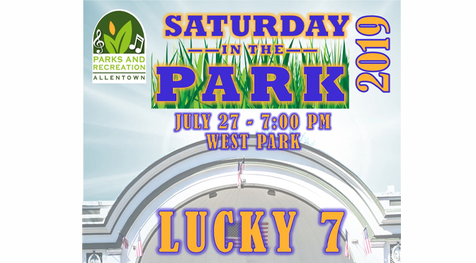 SATURDAY IN THE PARK FEATURES LUCKY 7