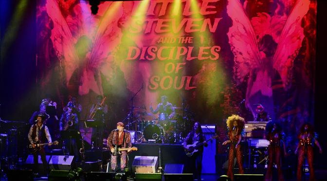 Little Steven & The Disciples of Soul at the State Theatre Center for the Arts  |   Photographs by Diane Fleischman / Review by Janel Spiegel