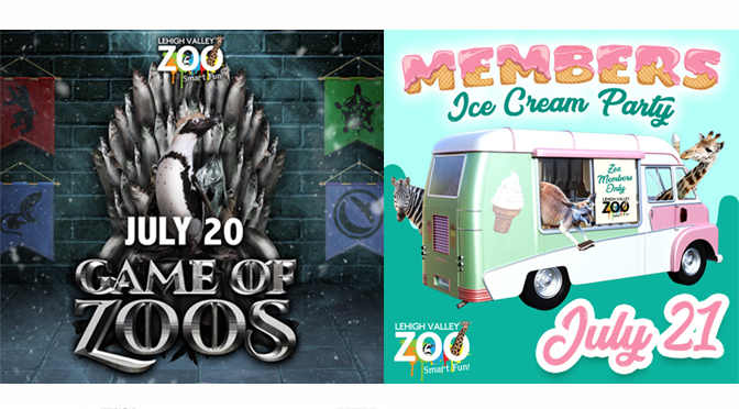 This Weekend at the Zoo! Last Chance for Game of Zoos, Corks and Canvas, Plus More!