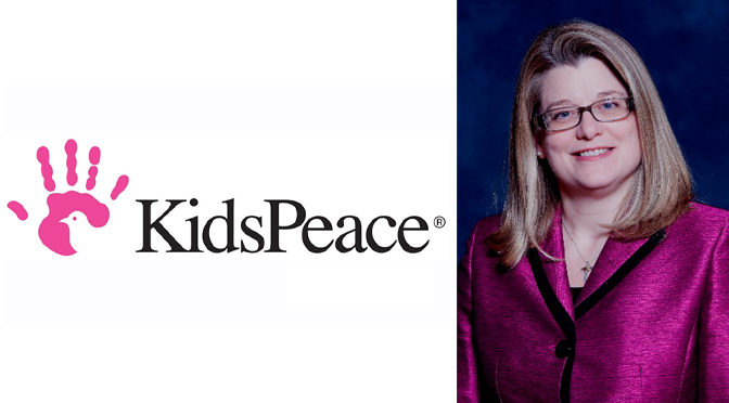 KidsPeace Names Caron Farrell, M.D., Ph.D., FAAP Vice President of Medical Affairs for KidsPeace Hospital
