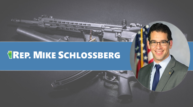 Schlossberg supports Gov. Wolf's executive order to reduce gun violence