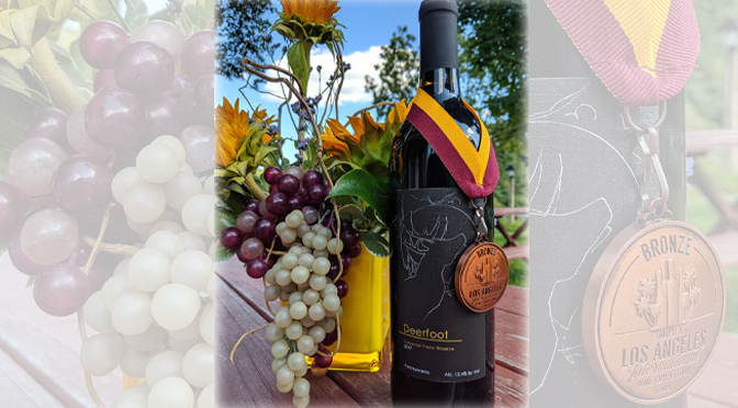 Award Winning Deerfoot Cab Franc Reserve Available for Pre-order