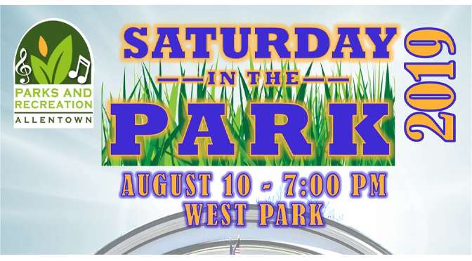 """SATURDAY IN THE PARK SERIES FEATURES """"THE LARGE FLOWERHEADS"""""""