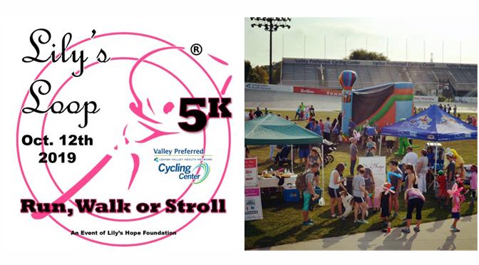 Lily's Loop Run, Walk or Stroll Lehigh Valley, PA – Saturday, October 12!