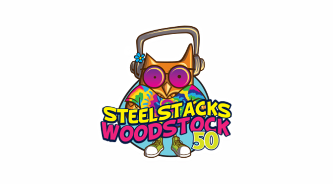 ARTSQUEST CELEBRATES WOODSTOCK 50TH ANNIVERSARY AT STEELSTACKS AUG. 16-18