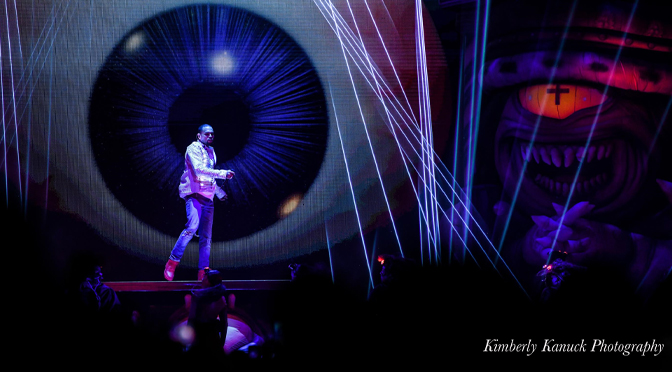 CHRIS BROWN BRINGS THE PARTY TO ALLENTOWN | Photos & Review By: Kimberly Kanuck