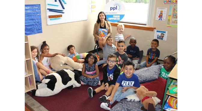 Literacy skills program gets boost from PPL Foundation